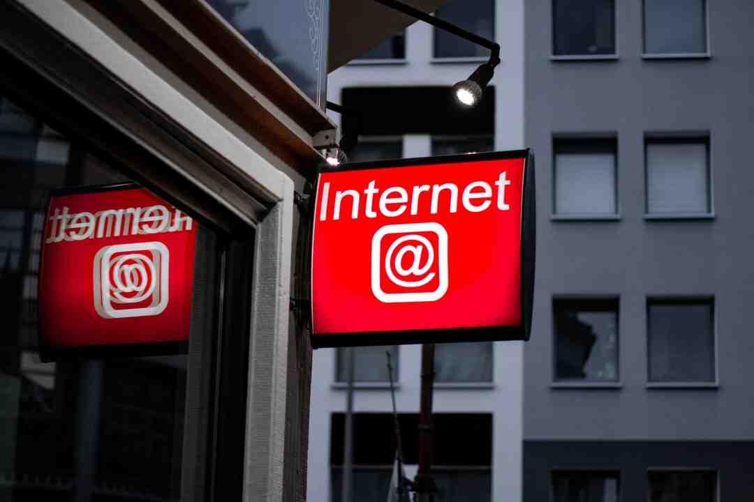 Como surgio internet