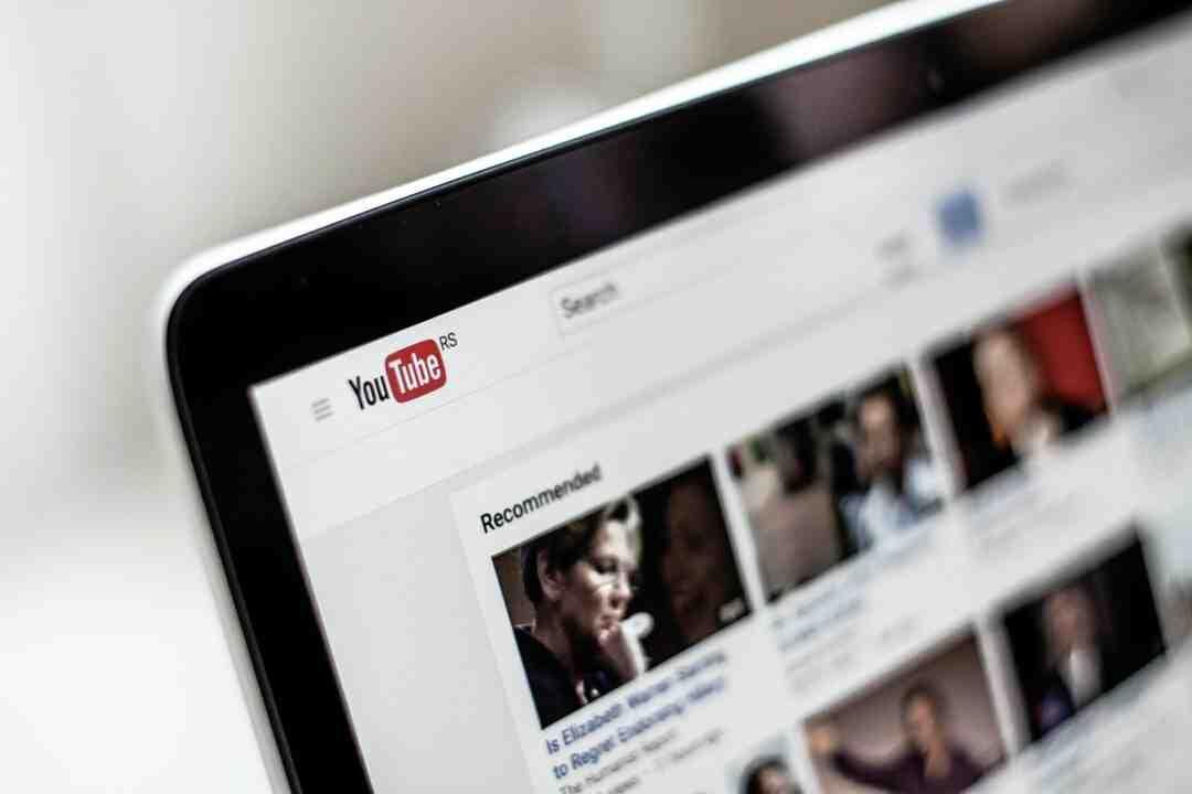 Como actualizar youtube