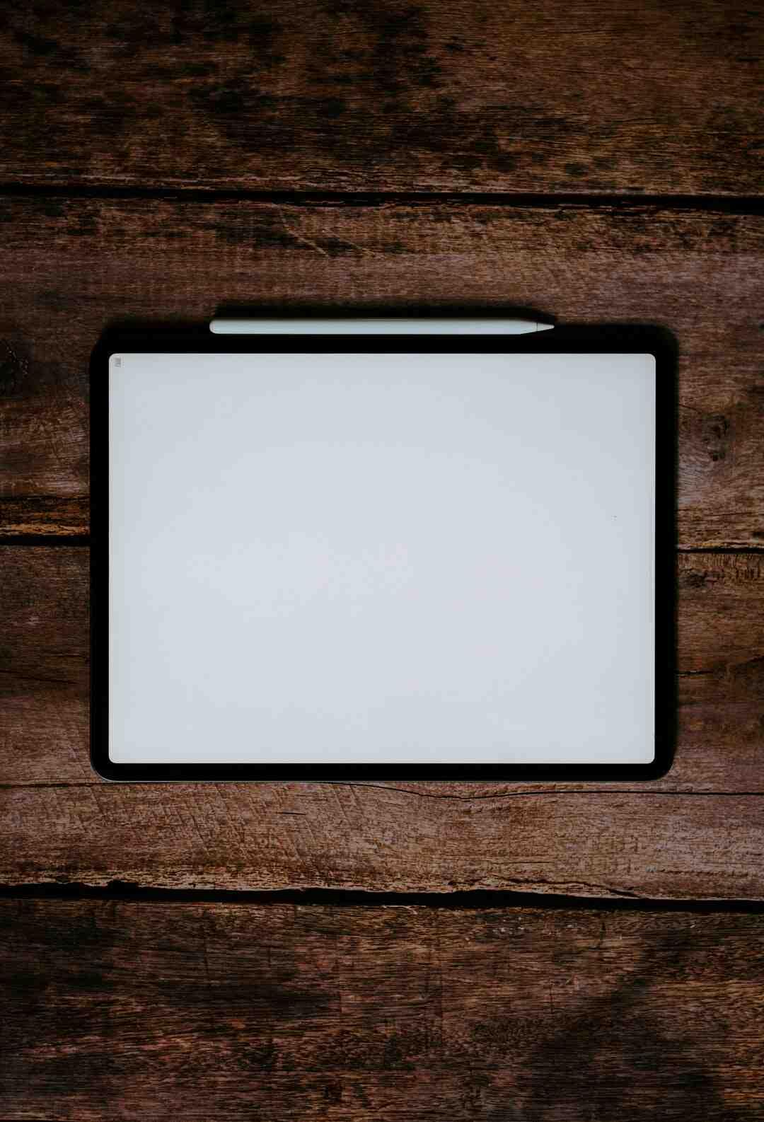 Como conectar tablet a tv